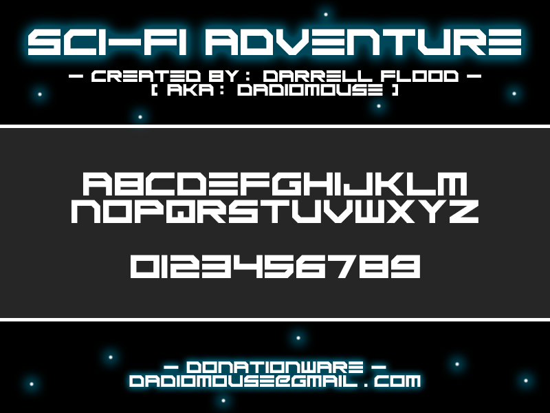 Scifi Adventure