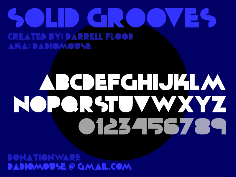 Solid Grooves